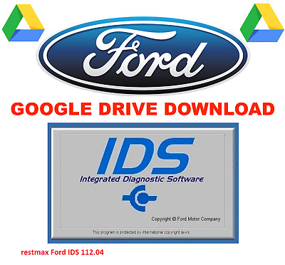 Inne rodzaje NEW 2019 FORD IDS V112.04 Diagnostic Software for Ford VCM (VMware WO55
