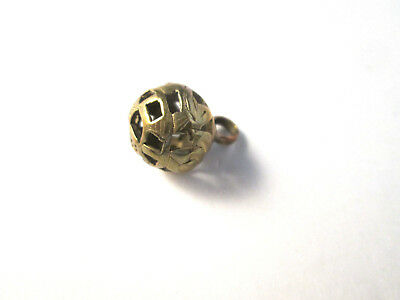 Exquisite Peasant Pierced Variant CHINESE Imitation Thread Knot Button (Toggle)