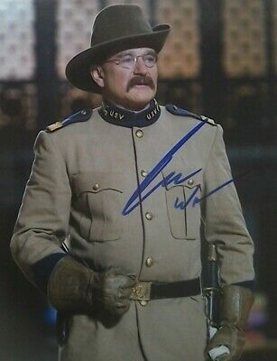 Robin Williams Authentic Signed Autographed 8X10 Photo - Night at the Museum COA