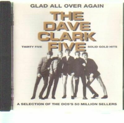 CD The Dave Clark Five Glad All Over Again EMI