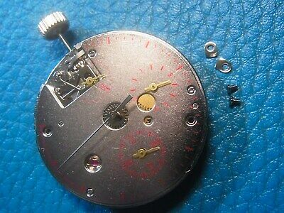 Seagull manual Winding 3 register chronograph TY2903-ST1903 movement With Tabs
