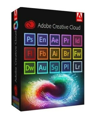 Adobe master collection CC 2019 - préactivated- miltilanguage-Full package Fast