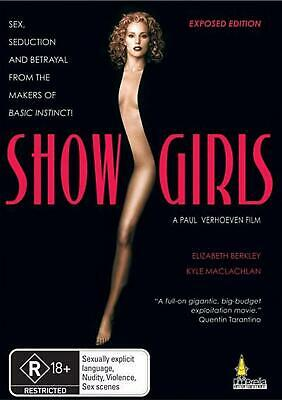 Showgirls - DVD Region 4 Free Shipping!