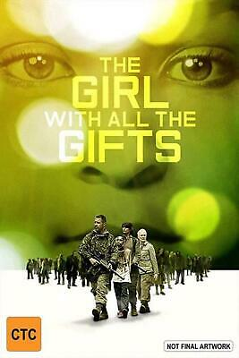 Girl With All The Gifts, The - DVD Region 4 Free Shipping!