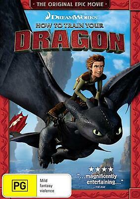 How To Train Your Dragon | Fully Loaded - DVD Region 4 Free Shipping!