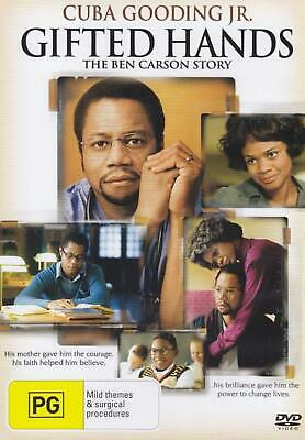 Gifted Hands - DVD Region 4 Free Shipping!