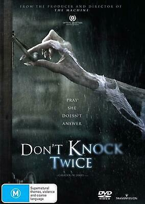 Don't Knock Twice - DVD Region 4 Free Shipping!