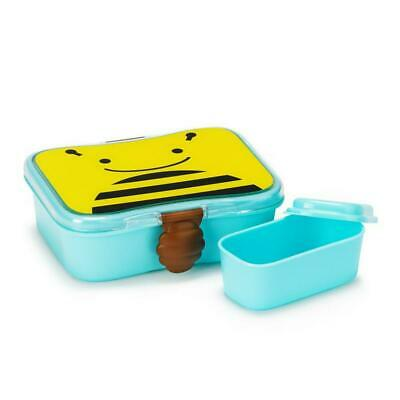 Skip Hop Zoo Lunch Kit Lunch Box (Bee) Skip Hop Free Shipping!