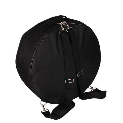 Chase Padded Drum Kit Gig Bag Set Soft Case Snare Bass Tom Black Bags LA
