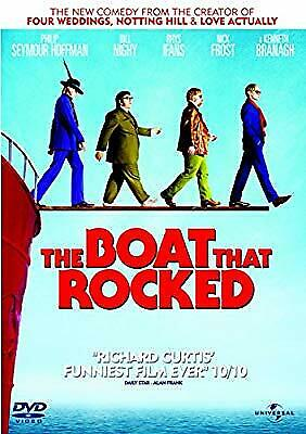 The Boat That Rocked [DVD] (2009), , Used; Good DVD