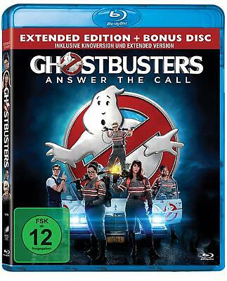 Ghostbusters - Answer the Call | Extended Edition | 2016 | Blu-ray