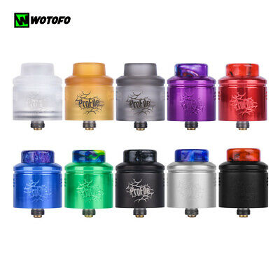 100% Authentic Profile RDA Tank Free US Shipping