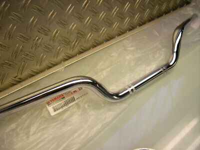 NEW ORIGINAL YAMAHA HANDLE BAR 70x650 WITH WEIGHTS 1.1KG RD200 RD250 RD350 RD400