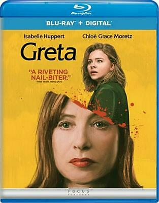 Greta - Blu-Ray Region 1 Free Shipping!