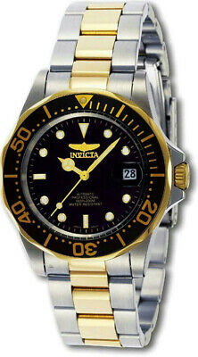 Invicta 8927 40mm Pro Diver Automatic Date Two tone Stainless Steel Mens Watch