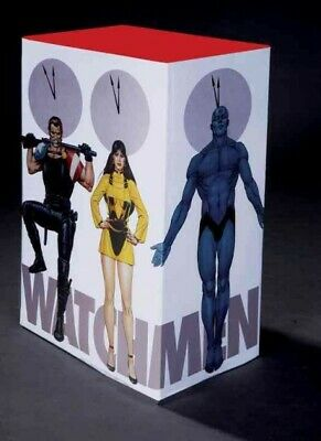 Watchmen, Hardcover by Moore, Alan (CRT); Gibbons, Dave (CRT), ISBN 140127034...