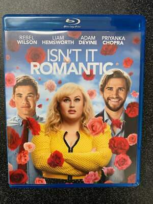 Isn't It Romantic 2019 BLU-RAY+Case&Art ONLY No DVD/Digital SAVE$$$ Combine Ship