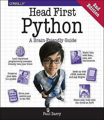 (PDF)Head First Python by Paul Barry Sent by email