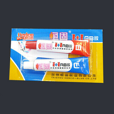 Multi-purpose Strong Adhesive A B Epoxy Resin Glue for Plastic Metal Ceramic BF