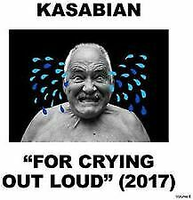 For Crying Out Loud - Sony - Cd Kasabian - Rock & Pop Music New CD093049