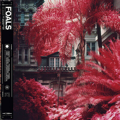 Everything Not Saved Will Be Lost (Part 1) - Cd Foals - Rock & Pop Music New CD1