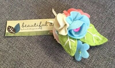 Disaster Designs Tape Measure BNWT New Flowers Floral Sewing Gift Present