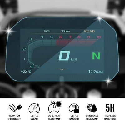 Cluster Anti-Scratch Screen Protector for F750GS F850GS R1250GS R1200GS ADV