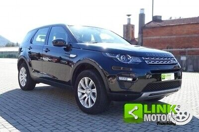LAND ROVER Discovery Sport Discovery Sport 2.0 TD4 150CV HSE Luxury