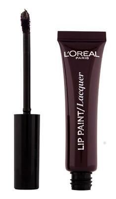 L'Oreal Lip Paint Lacquer - Infallible 107 Dark River