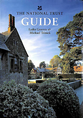 The National Trust Guide by Greeves, Lydia; Trinick, Michael