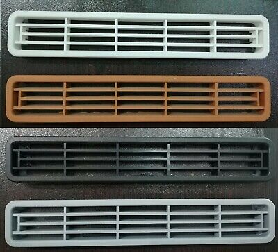 ALUMINIUM AIR VENT Grill - Kitchen, Plinth, Worktop