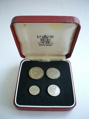 1937 Maundy Coin set - George VI