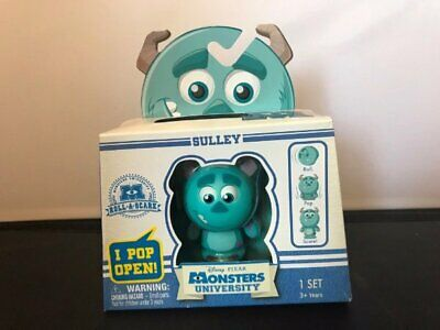 Disney Pixar Monsters, Inc University Roll-A-Scare Sulley New