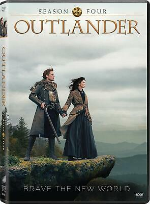 Outlander Season 4 DVD 2019 3 Disc Brand New & Sealed Complete Box Set