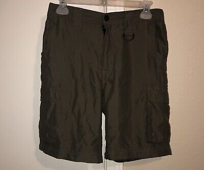 Boy Scouts Of America Size Sz Youth Large L Uniform Shorts Cargo Switchback BSA