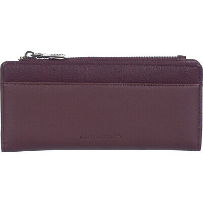 59f728297980 CLUB ROCHELIER LEATHER Ticket and Card Wallet with Travel Wallet NEW ...
