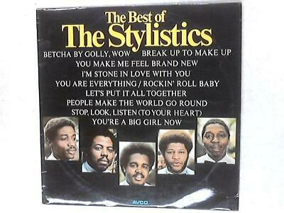 The Best Of The Stylistics (The Stylistics - 1974) 9109 003 (ID:15590)