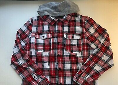 731c3a5d2323 DC SHOES™ RUNNELS Long Sleeve Hooded Flannel Shirt EDYWT03201 ...
