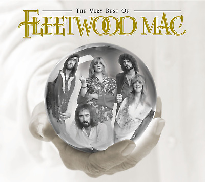 Very Best Of Fleetwood Mac Cd 2 Disc Greatest Hits Compilation Brand New Sealed