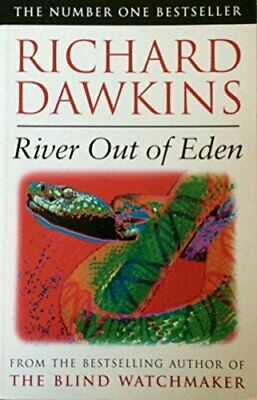 RIVER OUT OF EDEN (OME) by Dawkins, Richard. Book The Fast Free Shipping