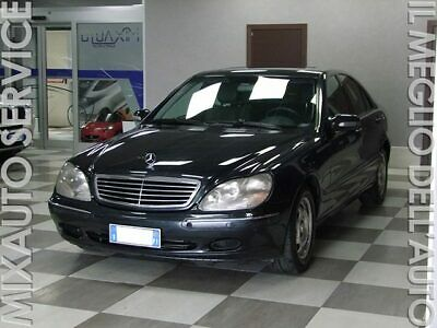 MERCEDES-BENZ S 320 CDI Berlina