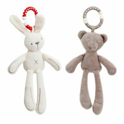 Cute Plush Wind Rattles Stroller Baby Bell Toys Bed Chimes Mobile Hanging