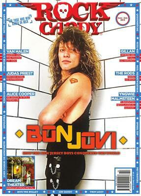 Rock Candy - Issue 14-Bon Jovi