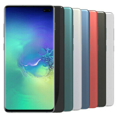 Samsung Galaxy S10+ Plus - 128GB 512GB 1TB Unlocked Verizon AT&T Sprint T-Mobile