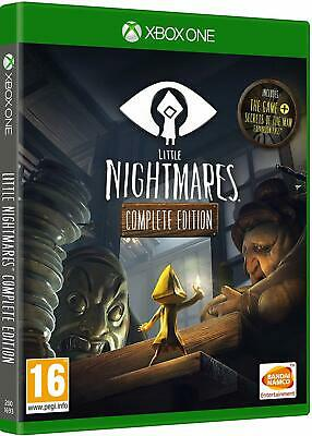 Little Nightmares - Complete Edition (Xbox One)  BRAND NEW AND SEALED - IN STOCK
