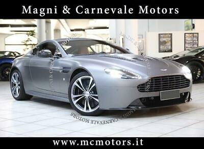 Aston Martin Vantage V12 - CARBON PACK - FRENI CARBO - CRONOSERVICE