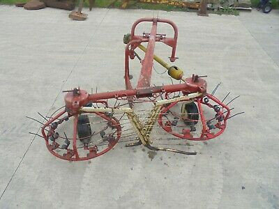Pz Haybob Fella Hay Turner Tine Clamp Strap For 8mm Tines Farming & Agriculture