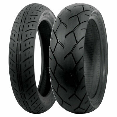 Coppia Gomme Maxxis 100/80-14 54J M6127 + 150/70-16 68S M6128