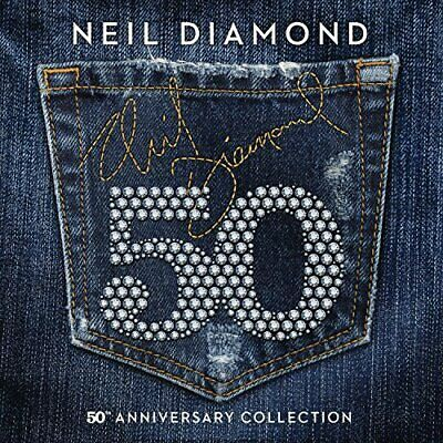 50 - 50th Anniversary Collection by Neil Diamond (CD)