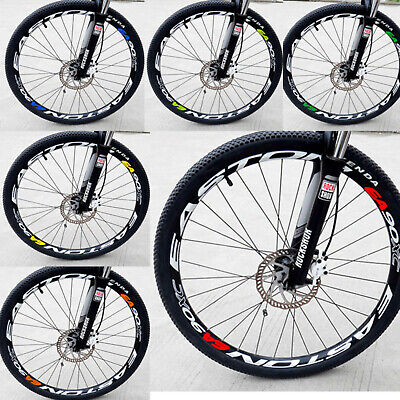 Large Specialized vinyl sticker decal 250mm Bicycle Moutain Bike Cycling